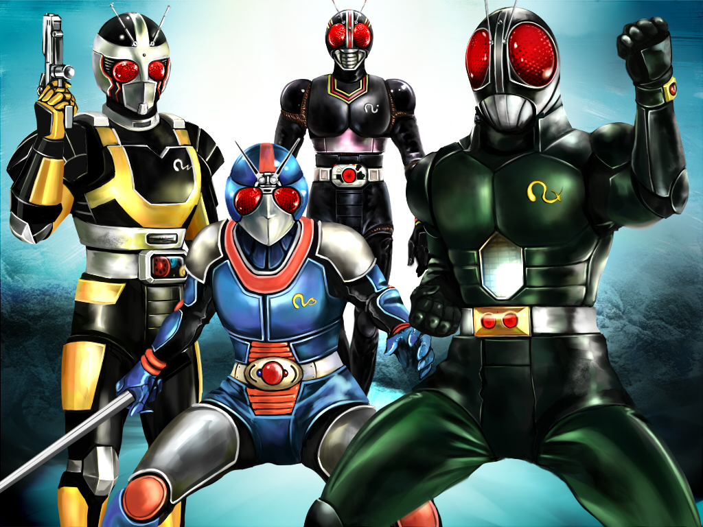 Kamen Rider Black - Kamen Rider Series - Zerochan Anime Image Board