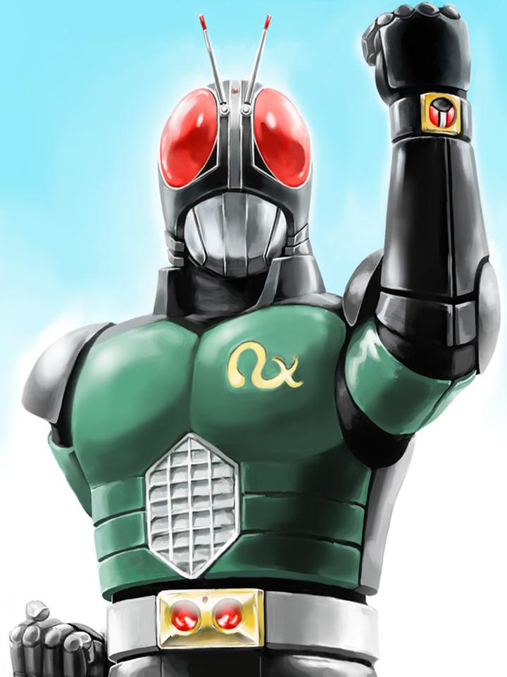 Kamen Rider Black RX - Kamen Rider Series - Zerochan Anime