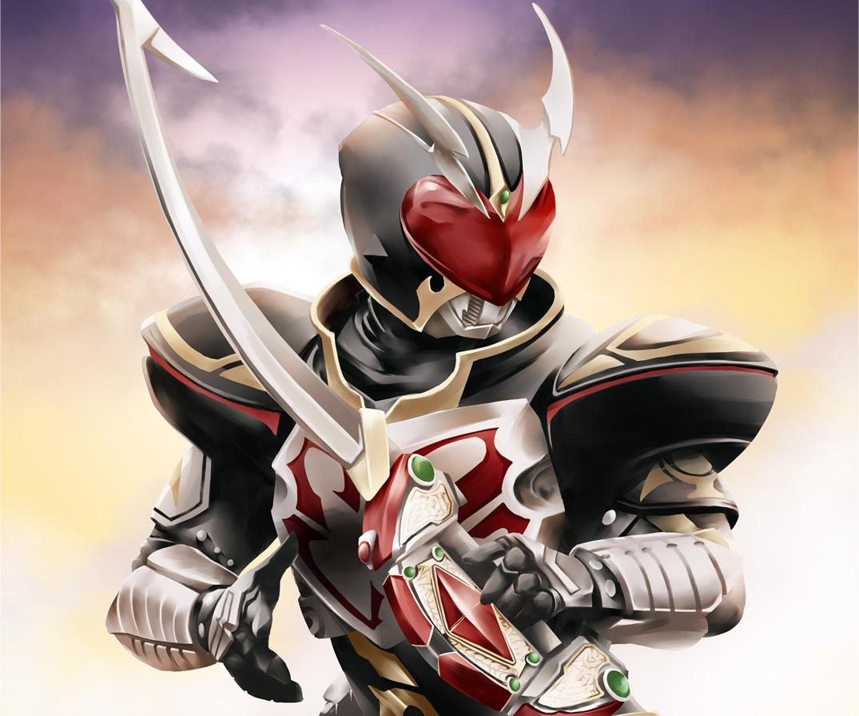Kamen Rider Blade - Kamen Rider Series - Zerochan Anime ...