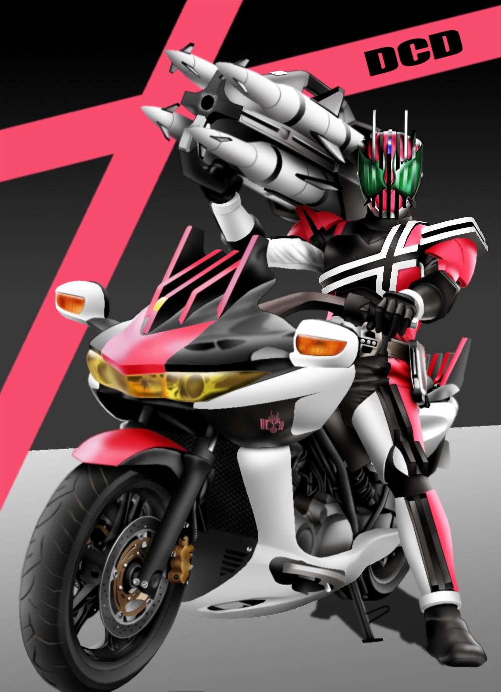Kamen Rider Decade (Character) - Zerochan Anime Image Board
