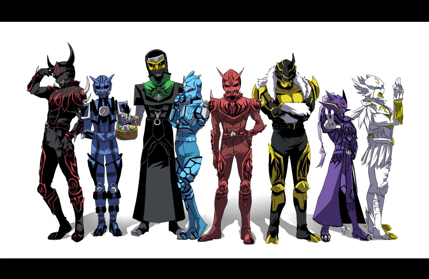 Kamen Rider Den o Deneb Kamen Rider Den-o