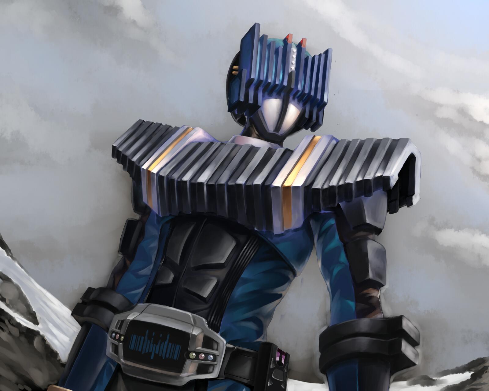 Kamen Rider Diend - Kamen Rider Decade - Zerochan Anime ...