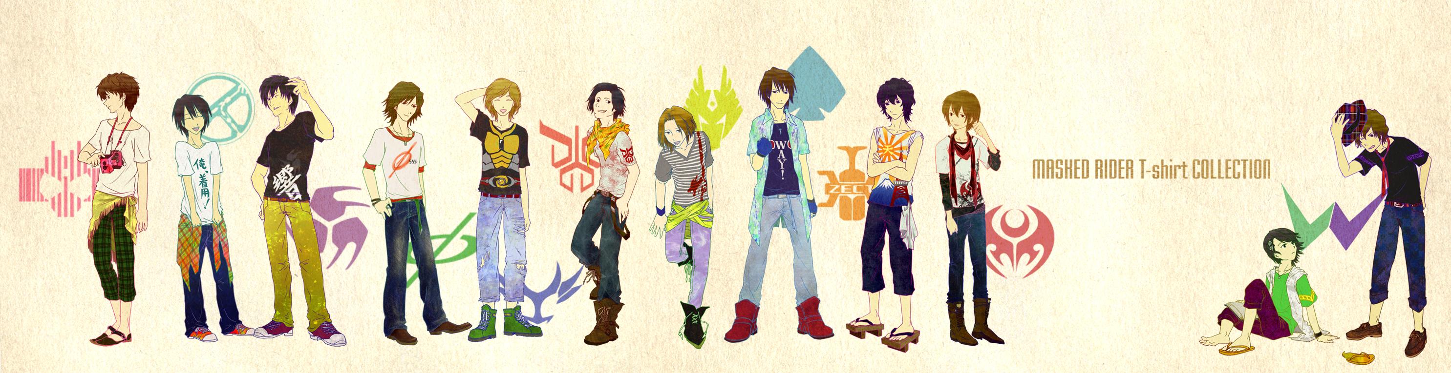 Kamen Rider Series - Zerochan Anime Image Board