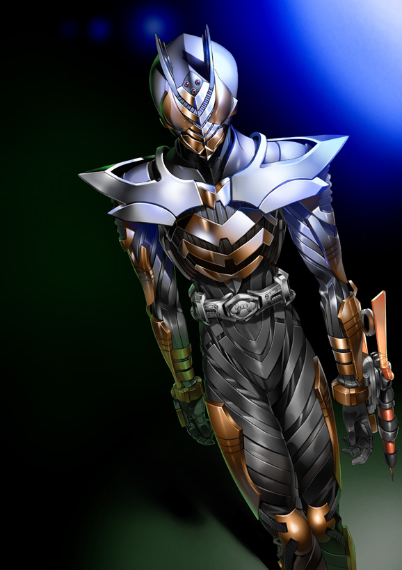 Tags: Anime, Kamen Rider Kabuto, Kamen Rider Series, Kamen Rider TheBee, The Bee, Wasp, Bee, Kamen Riders