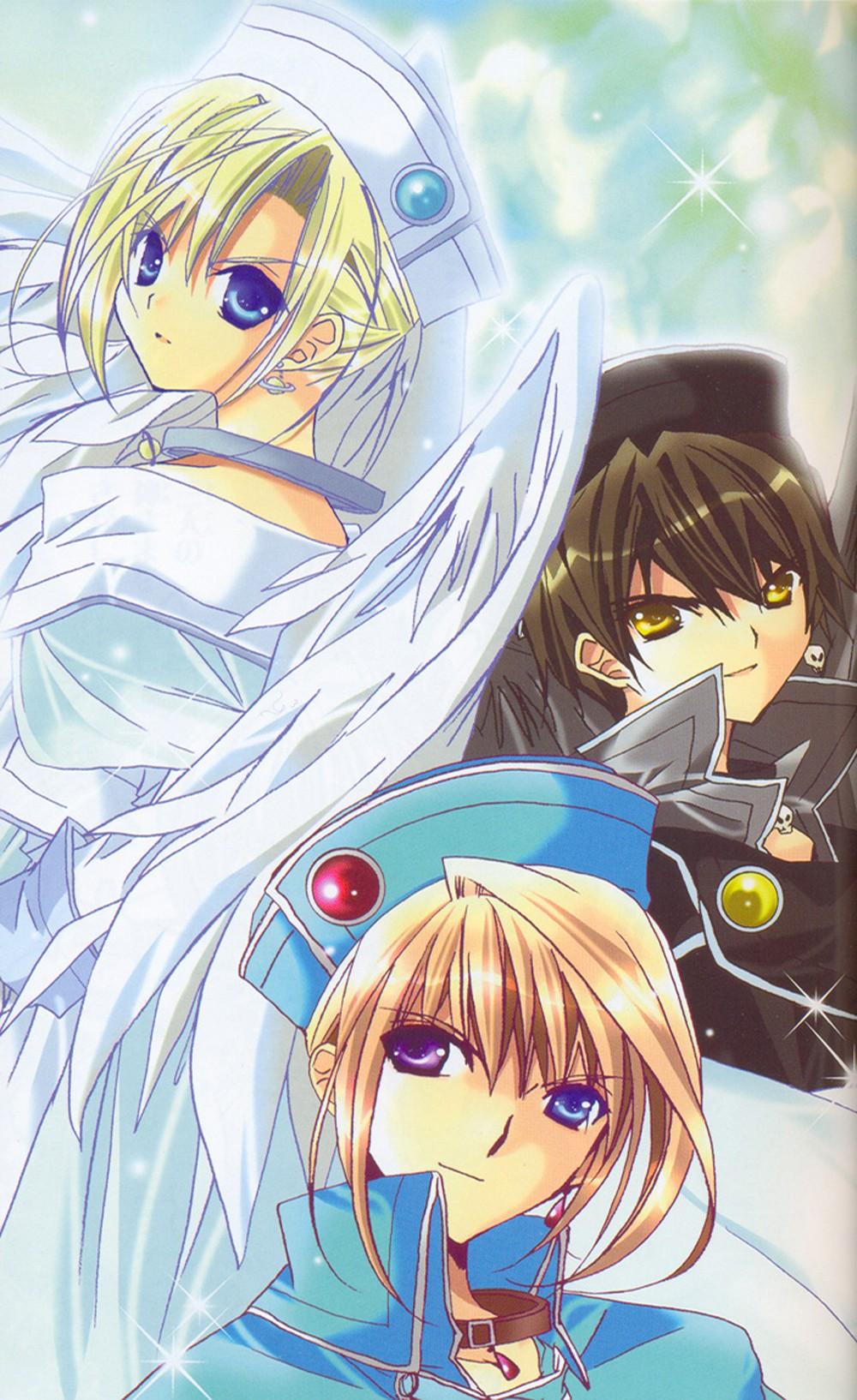 kujyou kazune kamichama karin zerochan anime image board