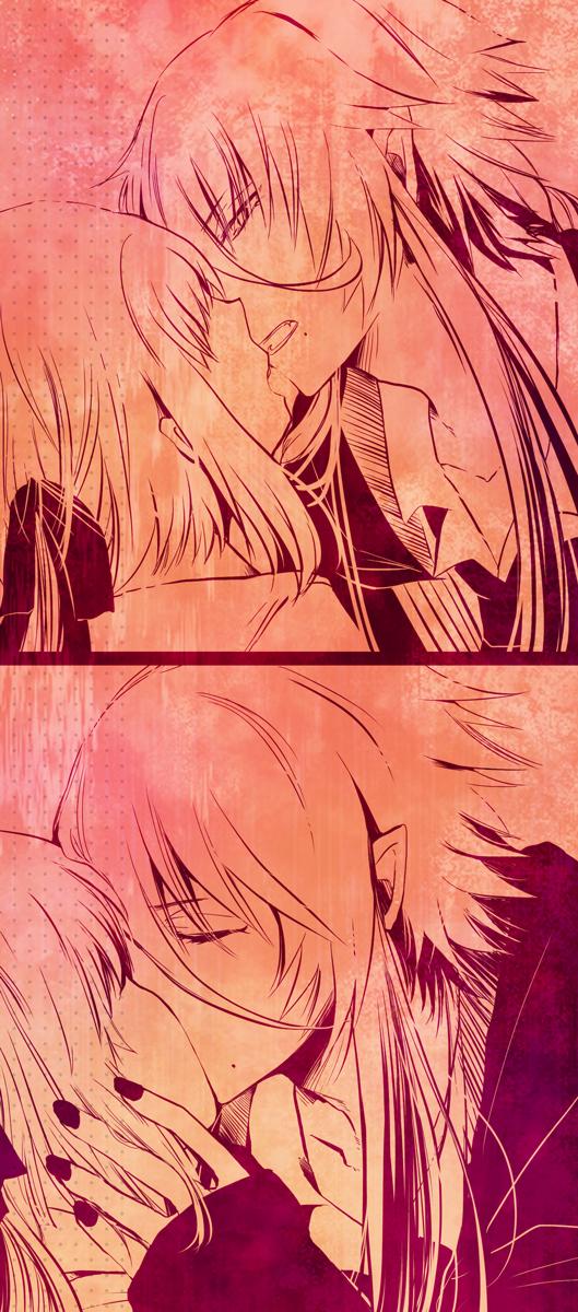 Tags: Anime, Mmg, Kamigami no Asobi, Kusanagi Yui, Loki Laevatin, Pixiv, Fanart, Fanart From Pixiv