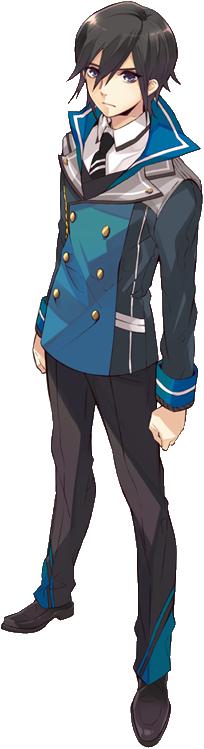 Tags: Anime, Ito Noizi, Nippon Ichi Software, Kamisama to Unmei Kakumei no Cross Thesis, Kamikaze Shin, Cover Image, Official Art