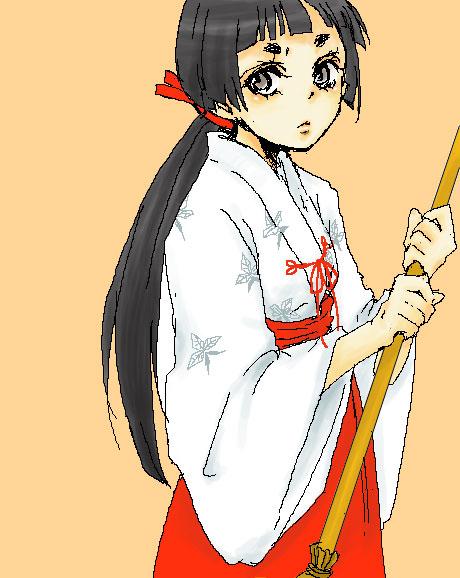 Tags: Anime, Pixiv Id 760792, Ao no Exorcist, Kamiki Izumo, Pixiv, Fanart