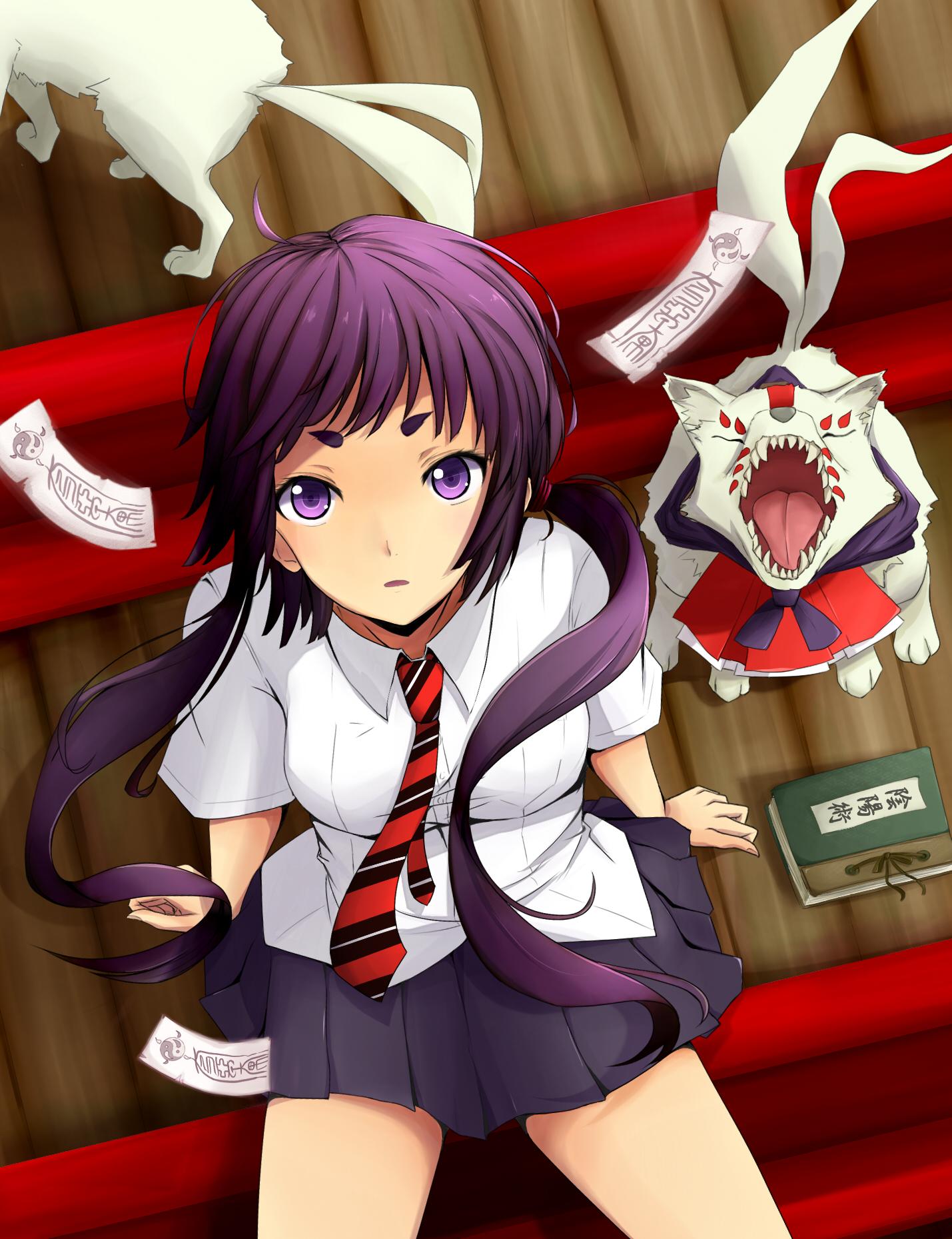 Kamiki Izumo  Ao no Exorcist Images