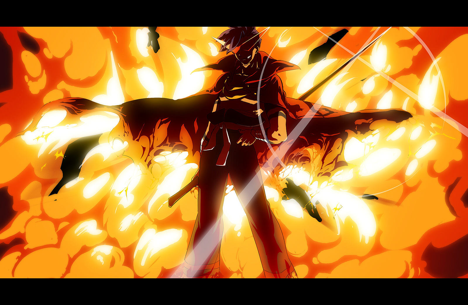 Tags anime tengen toppa gurren lagann kamina tengen toppa gurren