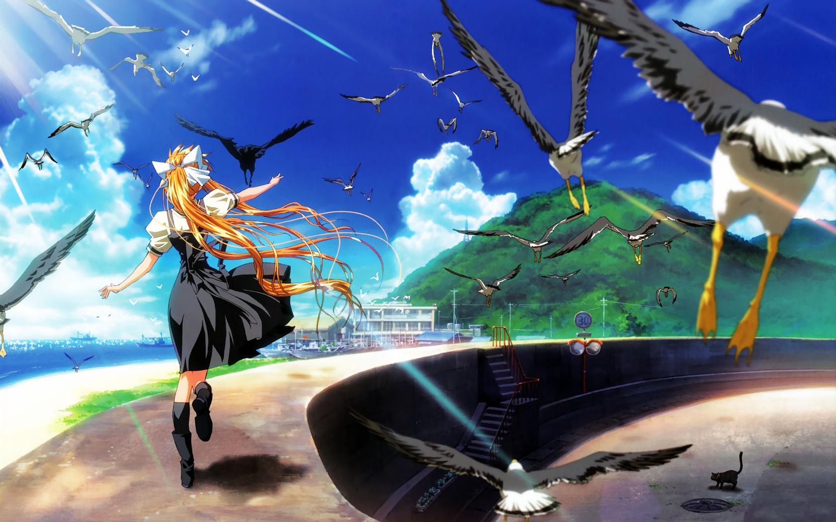 Air Wallpaper Zerochan Anime Image Board