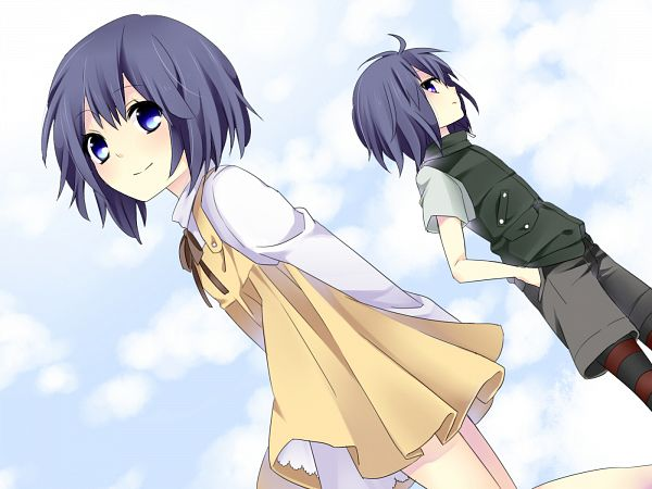 Wallpapers Kamisama Dolls Anime photos.