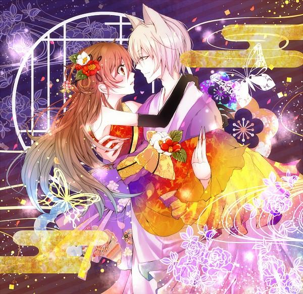 Tags: Anime, Fanart, Kamisama Hajimemashita, Pixiv, Fanart From Pixiv