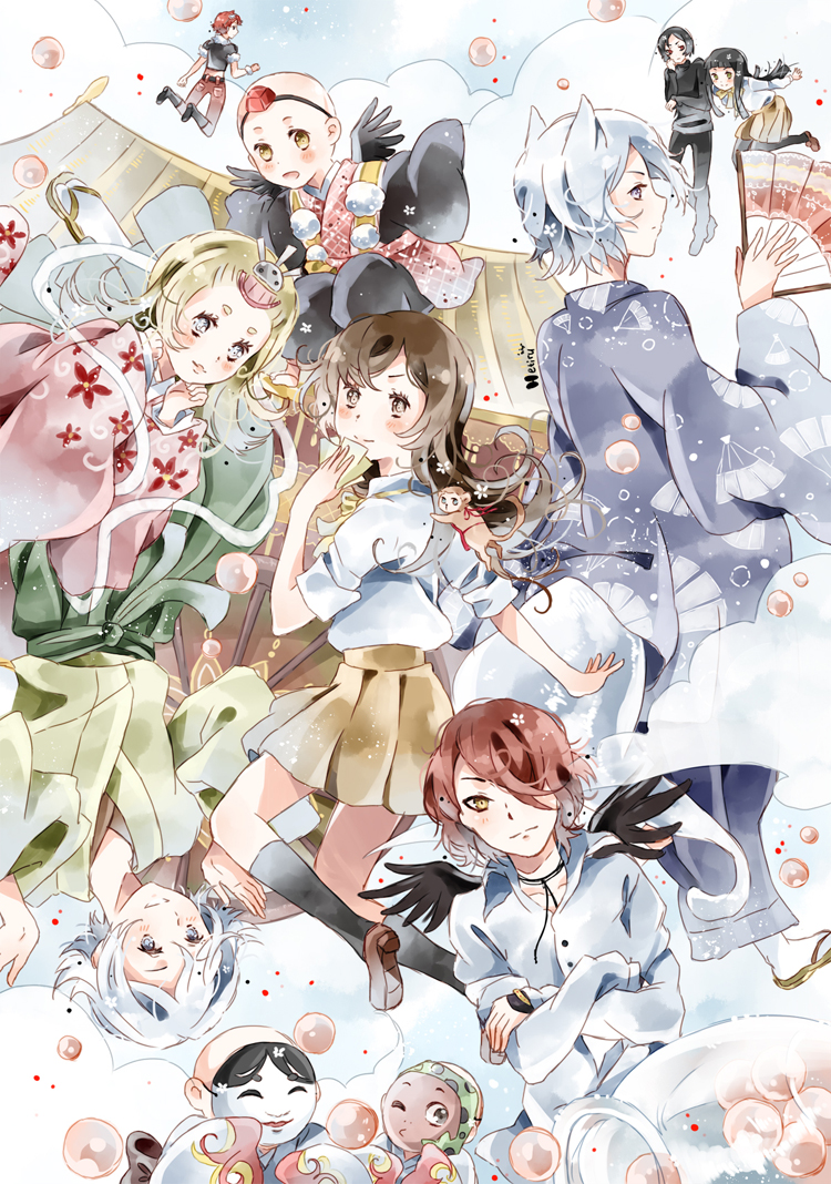 25+ Kamisama Kiss Wallpaper  Pictures