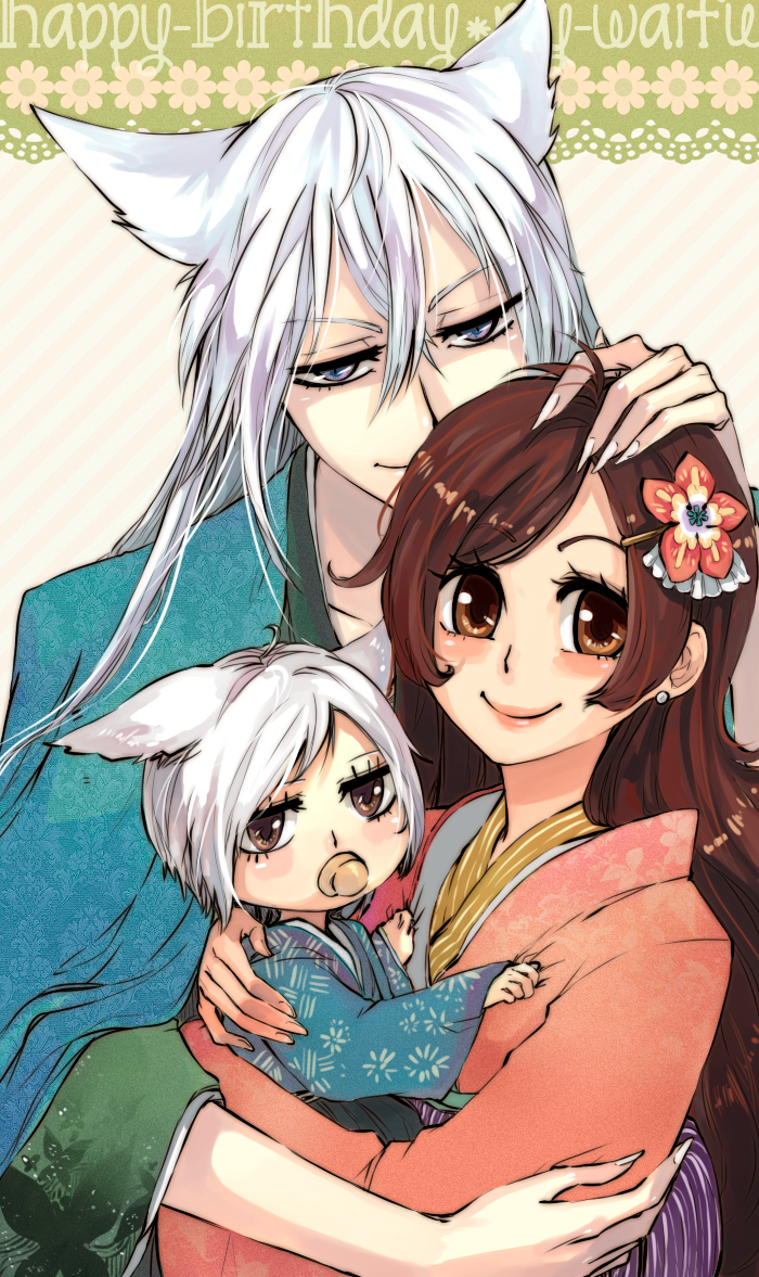 Kamisama hajimemashita kamisama kiss mobile wallpaper for Deviantart wallpaper