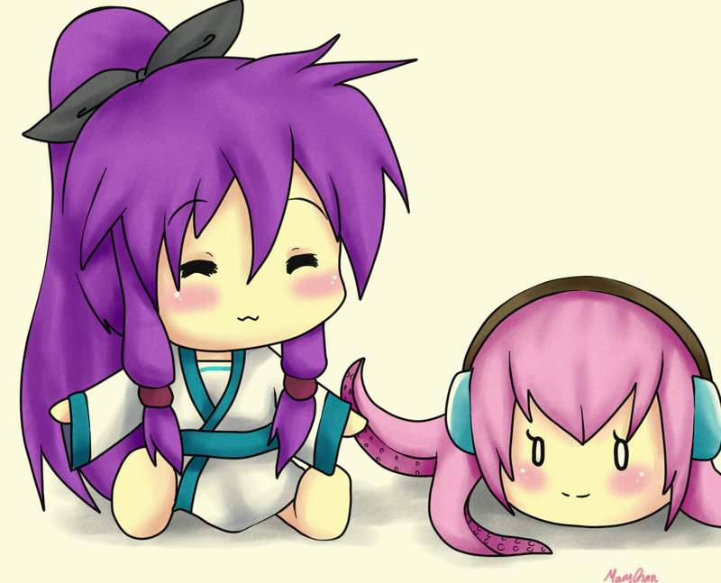 Kamui Gakupo, Chibi | page 14 - Zerochan Anime Image Board