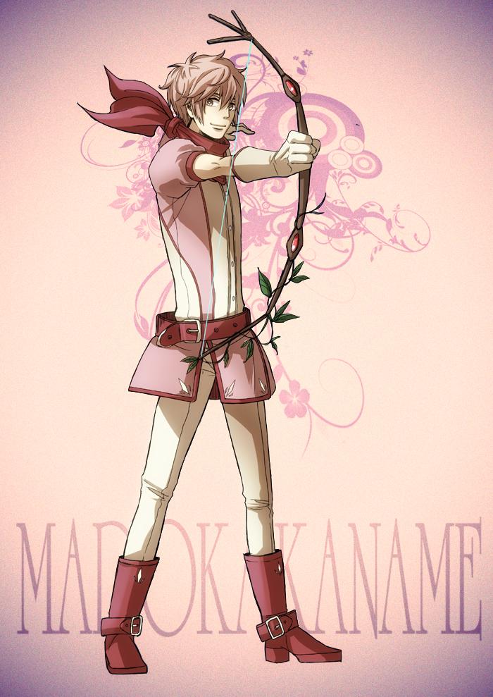 mahou shoujo madoka u2606magica  magical girl madoka magica   gender swap