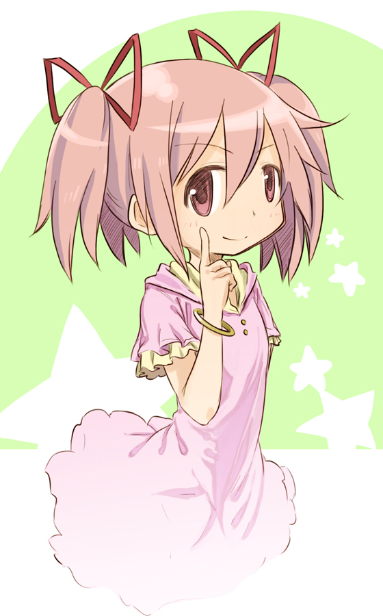 Tags: Anime, Abe Kanari, Mahou Shoujo Madoka☆Magica, Kaname Madoka
