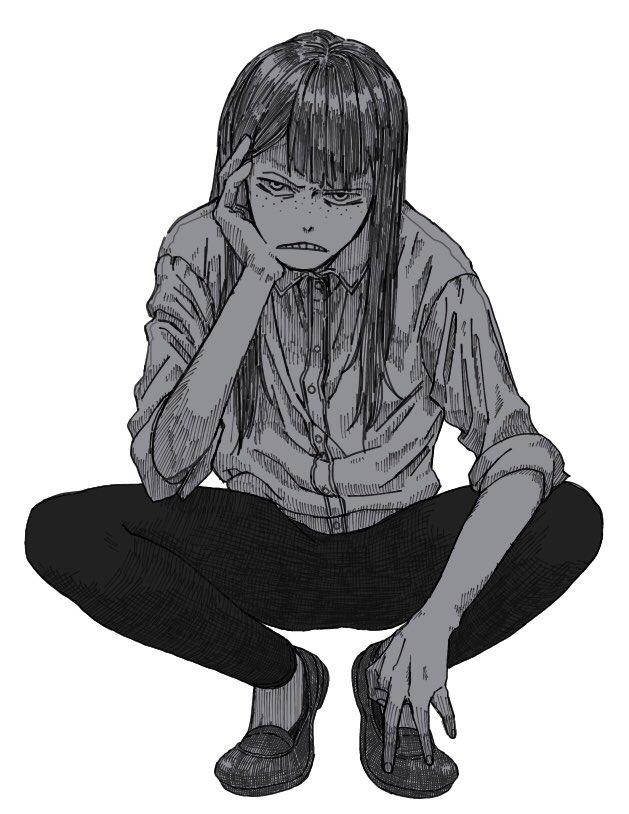 Tags: Anime, Eizouken ni wa Te wo Dasu na!, Kanamori Sayaka, Artist Request