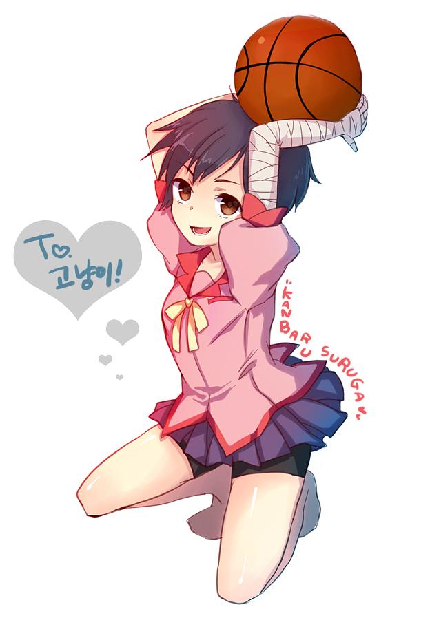 Tags: Anime, Himaya, Monogatari, Kanbaru Suruga