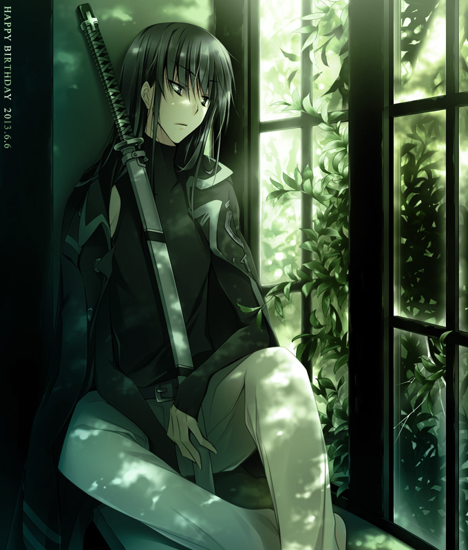 Tags: Anime, Drugstore04, D.Gray-man, Kanda Yuu, Exorcist, Fanart From Pixiv, Fanart, Pixiv