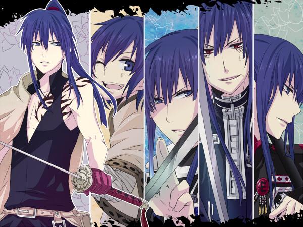 Tags: Anime, Monokuropengin, D.Gray-man, Kanda Yuu, Fanart