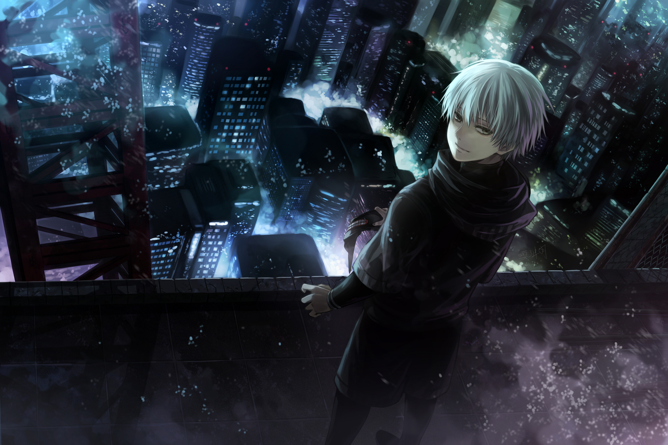 Kaneki Ken Tokyo Ghoul Zerochan Anime Image Board