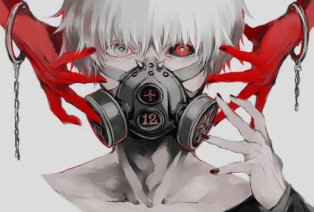большинстве случаев токийский гуль красивые картинки маска тяжеловесджеймс