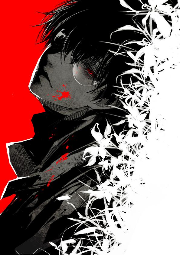 Image Result For Kaneki Manga Wallpaper