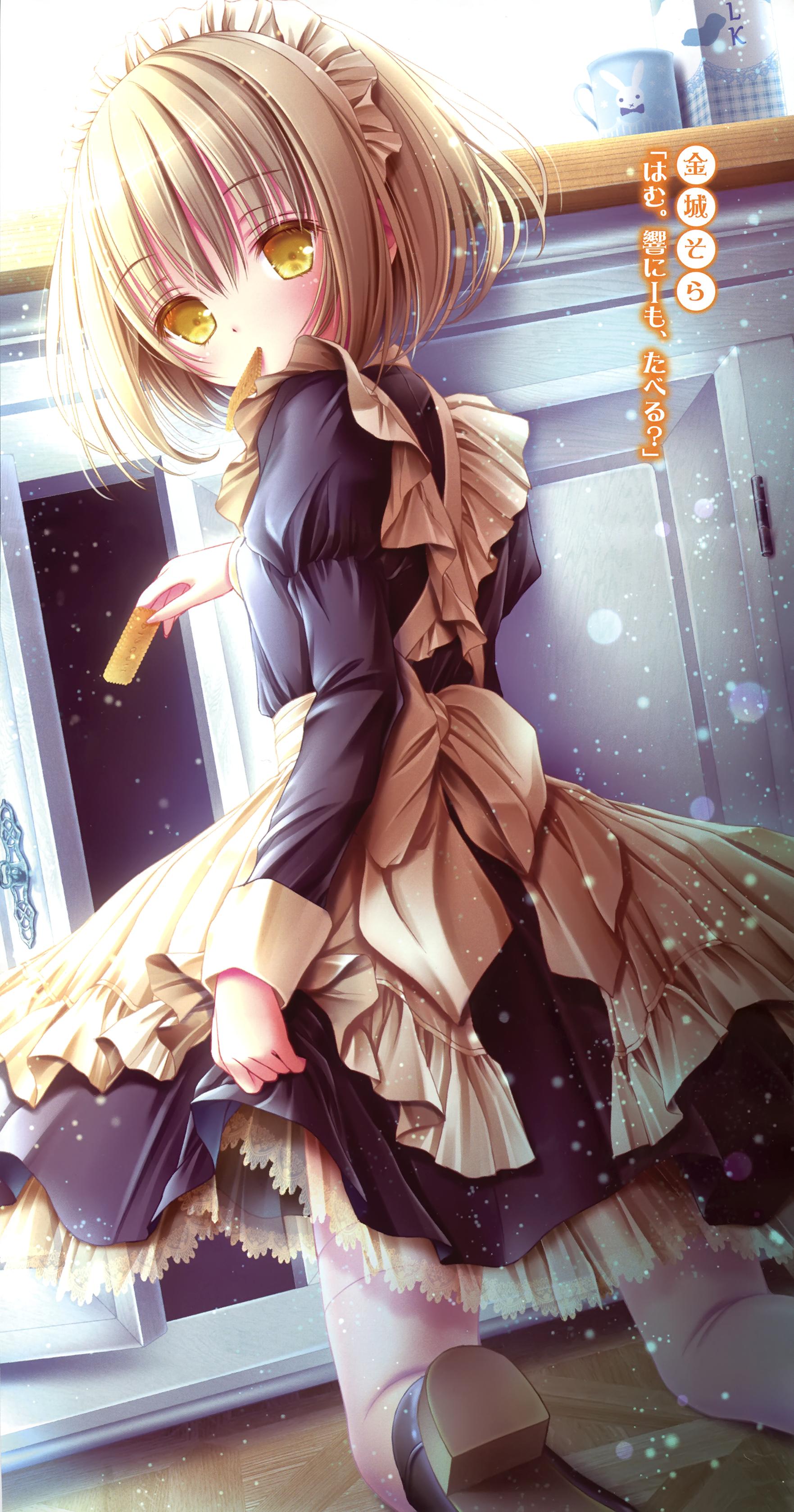 Tenshi No 3p Zerochan Anime Image Board