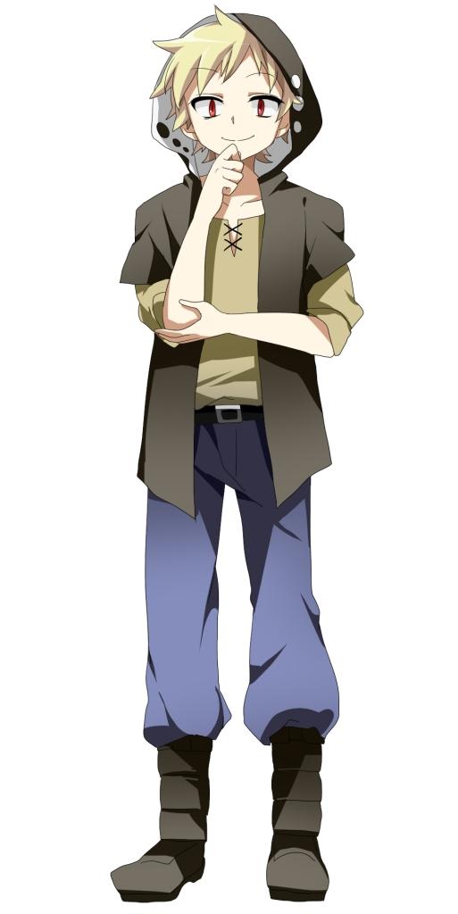 Tags: Anime, Ichinose Yukino, Kagerou Project, Kano Shuuya, Pixiv