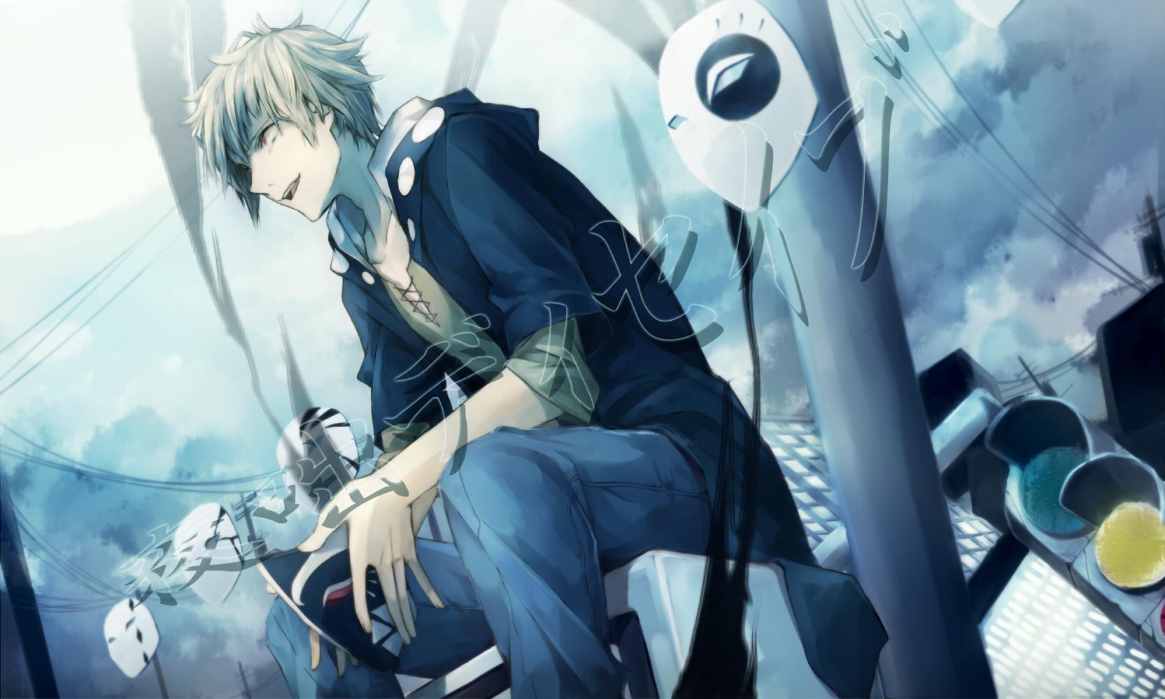 Kano shuuya fanart zerochan anime image board - Fanart anime wallpaper ...