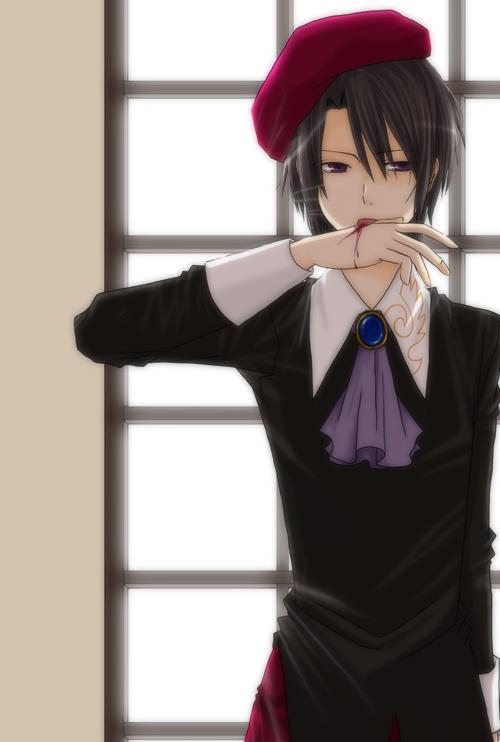 Tags: Anime, Pixiv Id 1342518, Umineko no Naku Koro ni, Kanon (Umineko), Mobile Wallpaper, Fanart, Fanart From Pixiv, Pixiv