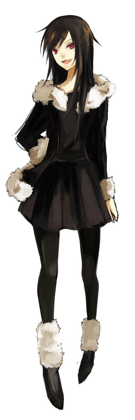 Tags: Anime, DURARARA!!, Orihara Izaya, Kanra