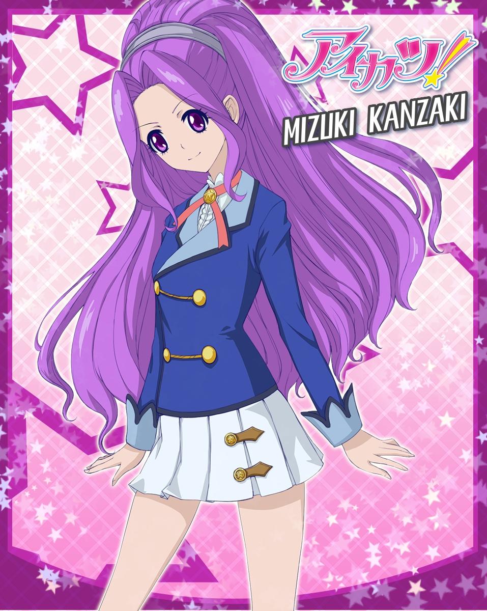 Tags: Anime, Pixiv Id 1347052, Aikatsu!, Kanzaki Mizuki, Fanart From