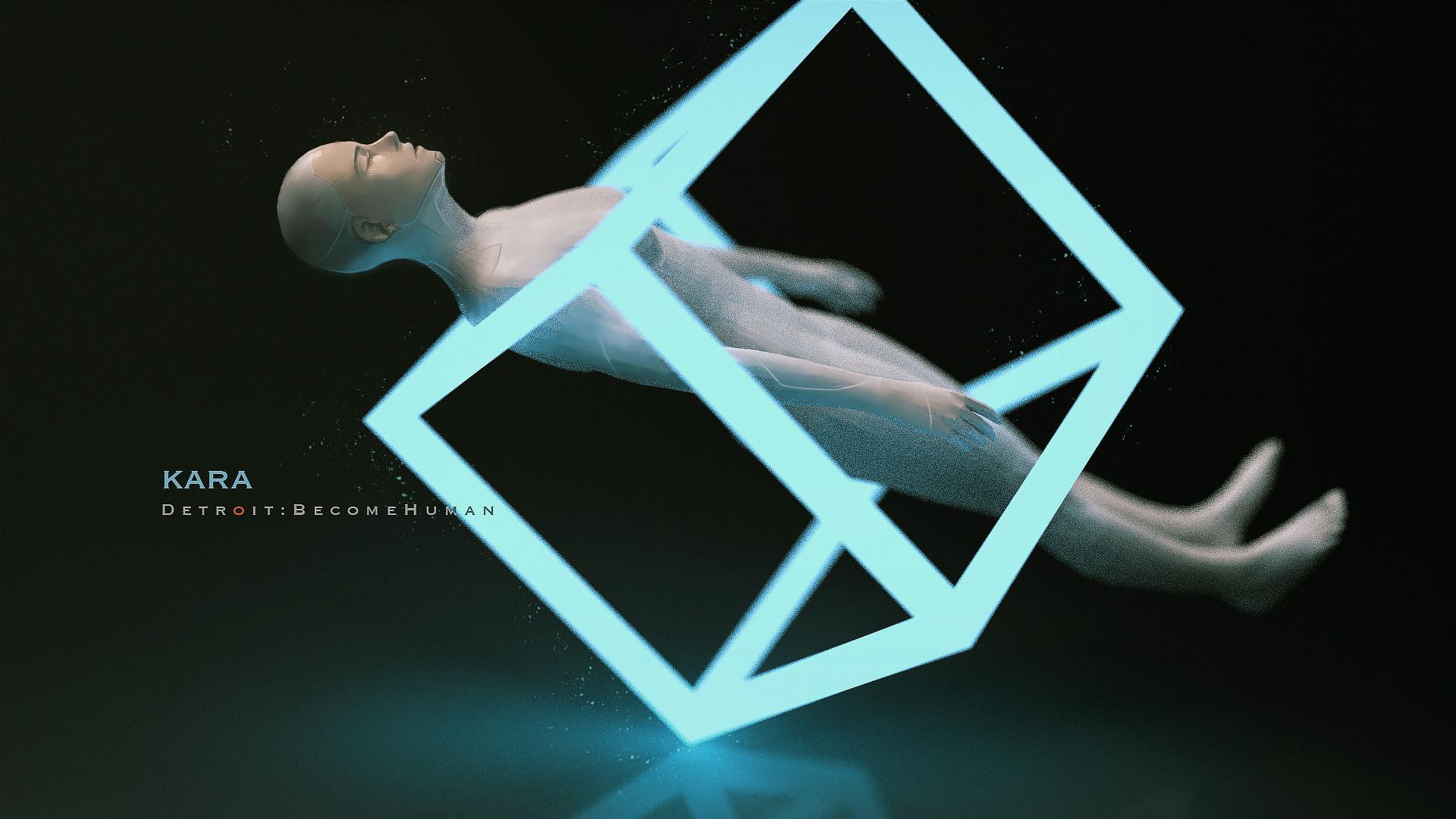 Kara Detroit Become Human Wallpaper 2365407 Zerochan Anime
