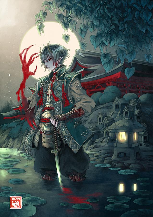 oni page 6 of 21 zerochan anime image board