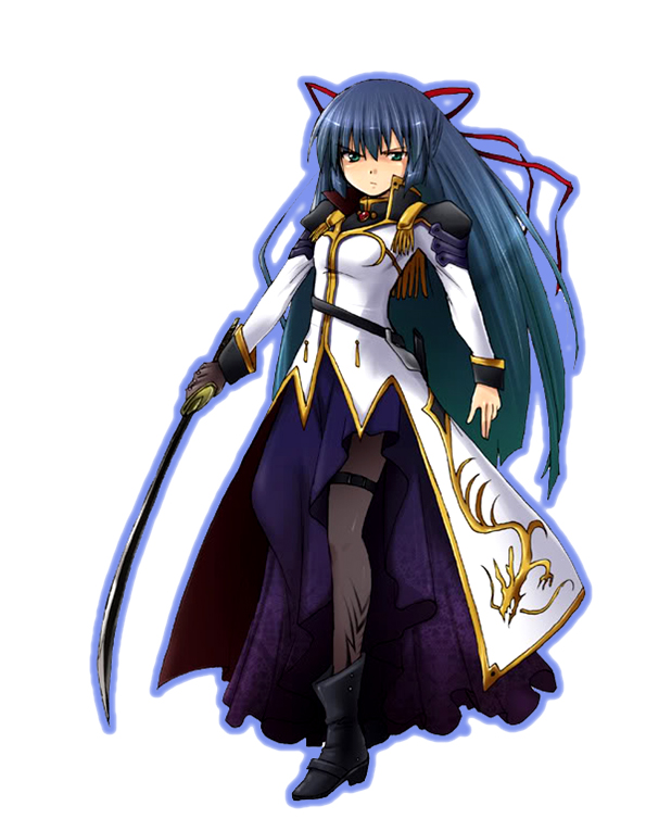 Tags: Anime, Galaxy Angel, Karasuma Chitose (Galaxy Angel)
