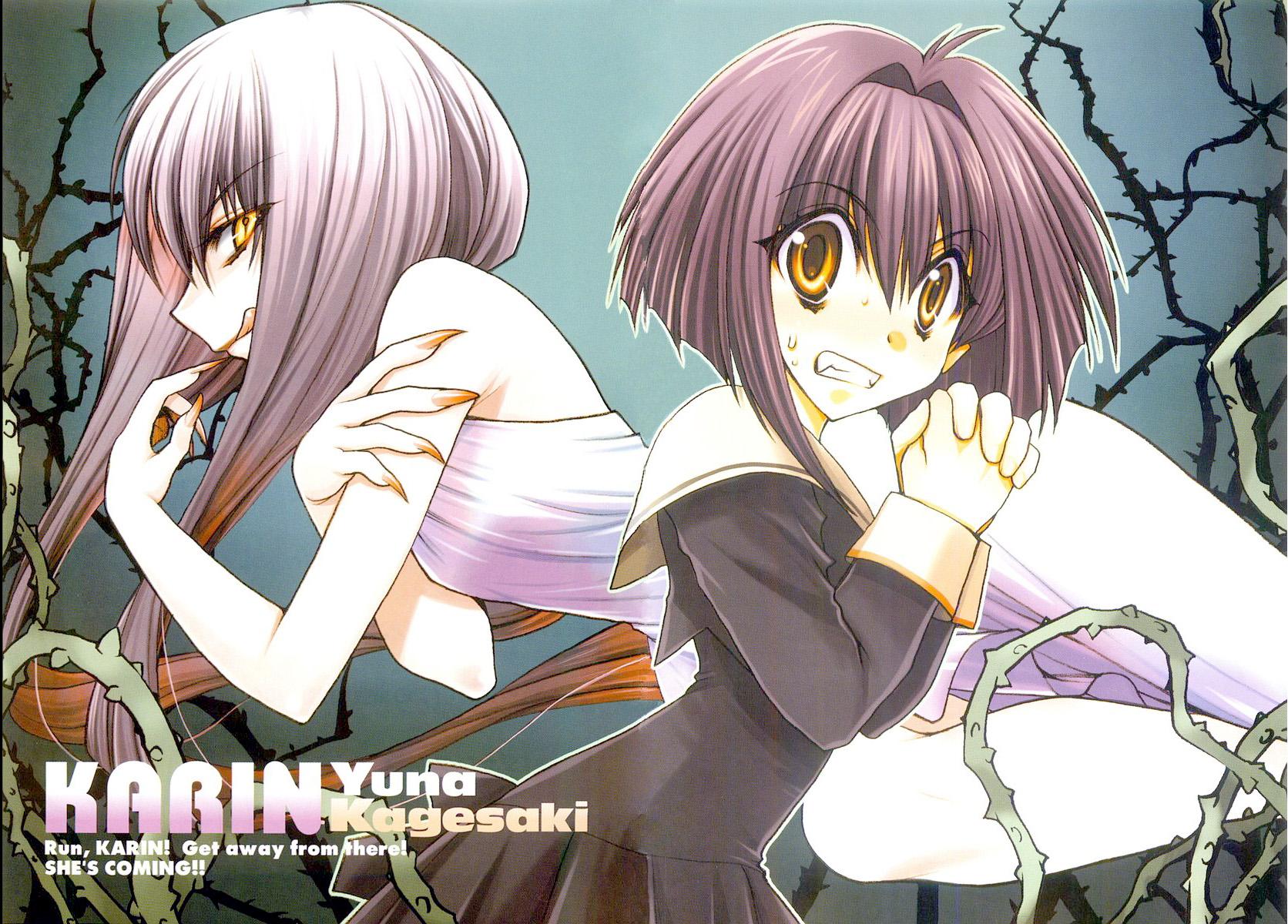 maaka karin - karin (manga) - zerochan anime image board