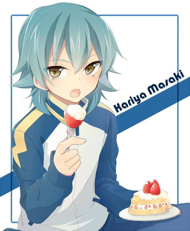 Tags: Anime, Izumi39, Inazuma Eleven GO, Kariya Masaki, Pixiv, Fanart