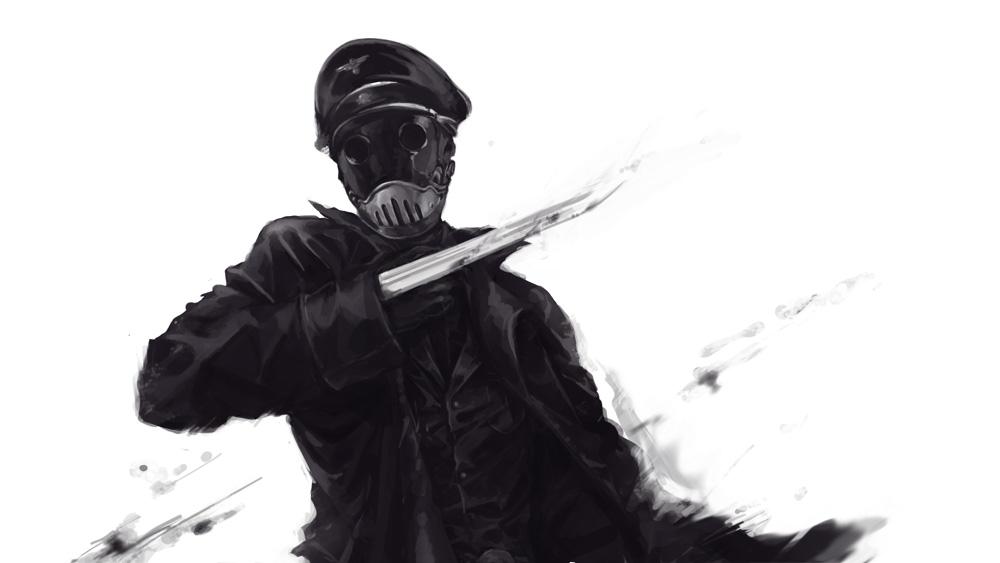 Karl Ruprecht Kroenen - Hellboy (Series) - Zerochan Anime ...