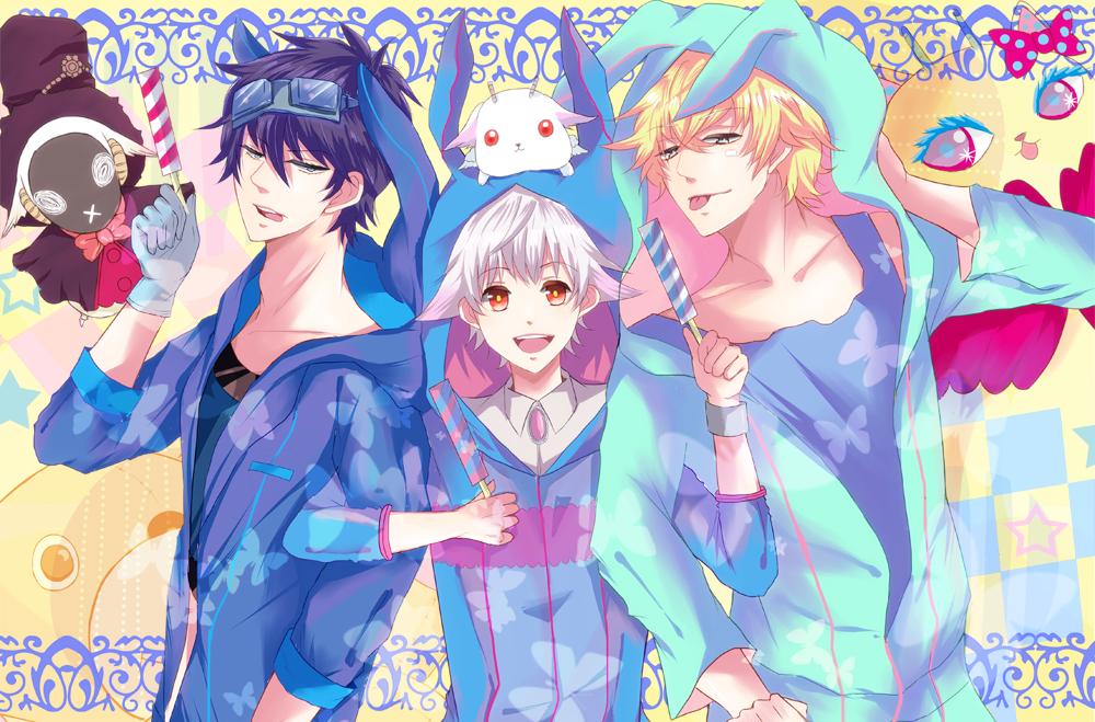 Nai karneval fanart zerochan anime image board - Fanart anime wallpaper ...