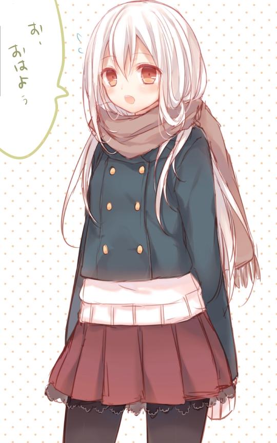 Tags: Anime, Komeshiro Kasu, Kasako (Komeshiro Kasu), Twitter, Original, Mobile Wallpaper