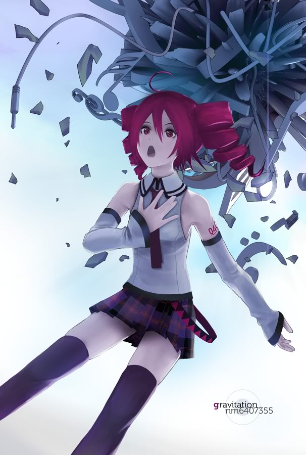 Tags: Anime, UTAU, Kasane Teto