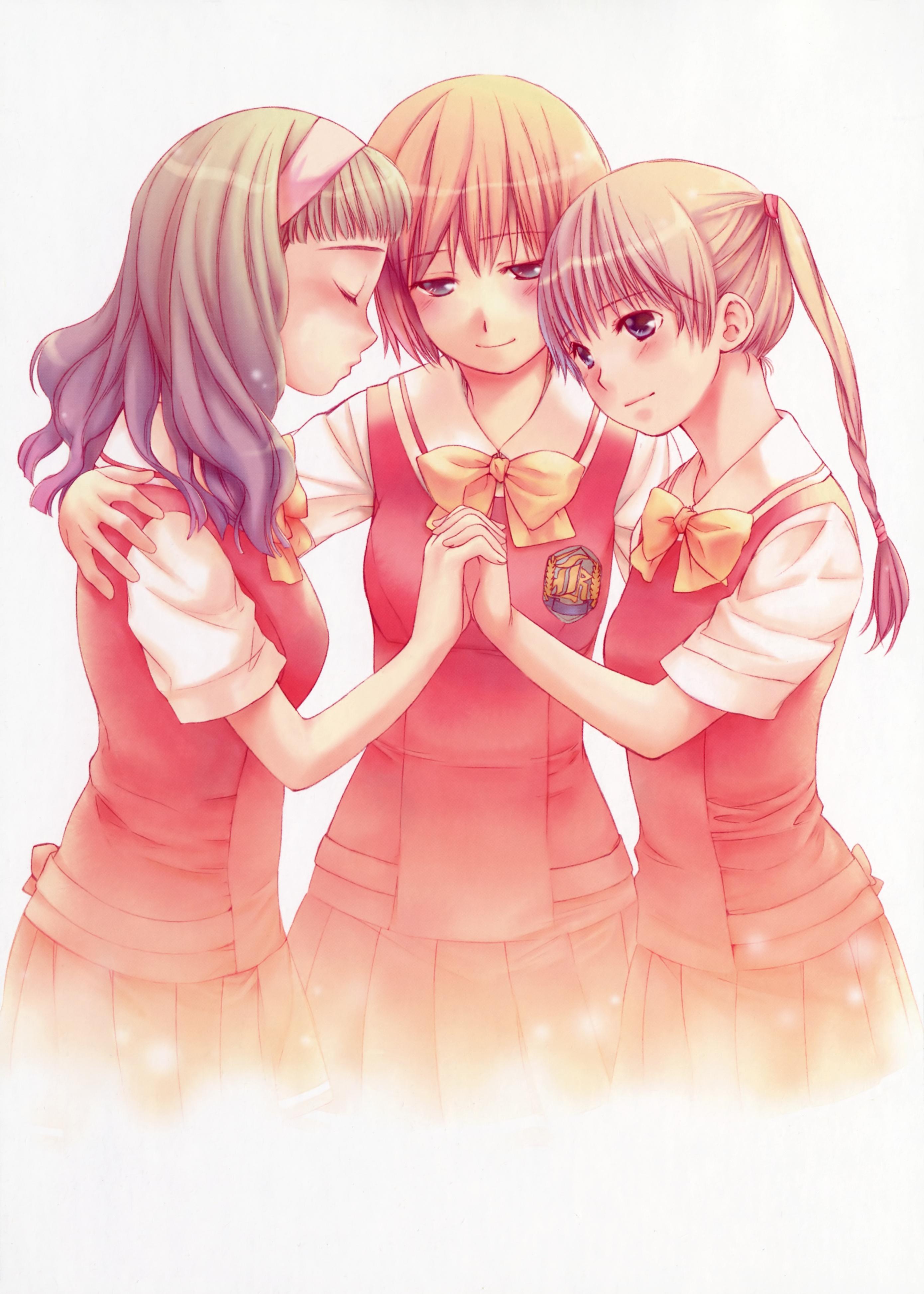 descargar kashimashi girl meet girl Kashimashi je seriál jenž popisuje složité zápletky holčičího milostného trojúhelhíku a působení dvou mimozemšťanů na zemi, kteří chtějí zjistit jak funguje.