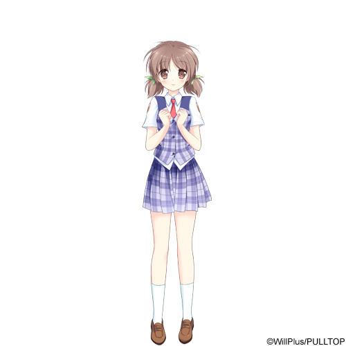 Tags: Anime, Watari Masahito, Pulltop, Shinsei Ni Shite Okasubekarazu, Kashimura Misao, Official Art