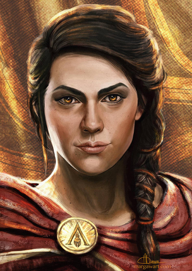 Assassin S Creed Odyssey Zerochan Anime Image Board