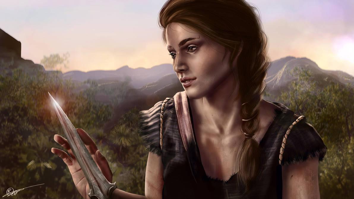 Kassandra Assassin S Creed Odyssey Image 2490922 Zerochan