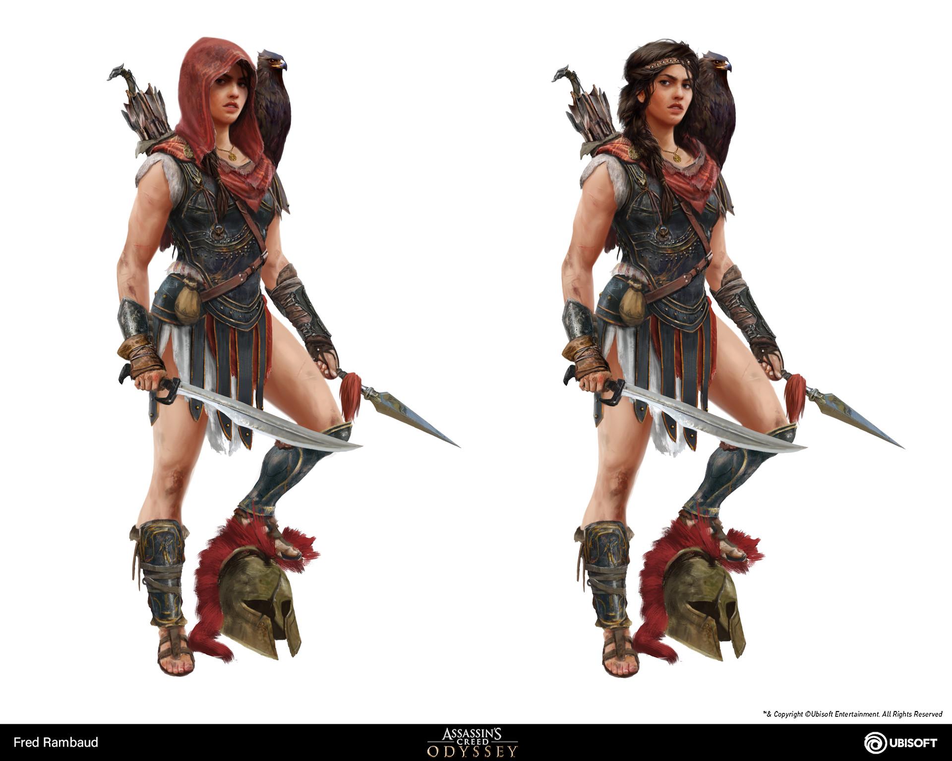 Kassandra Assassin S Creed Odyssey Image 2552626 Zerochan