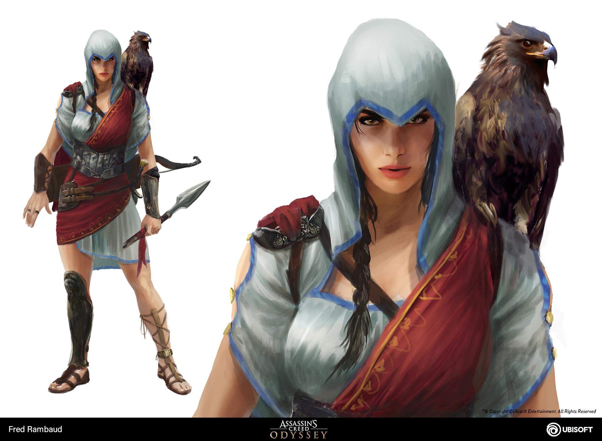 Kassandra Assassin S Creed Odyssey Image 2552627 Zerochan
